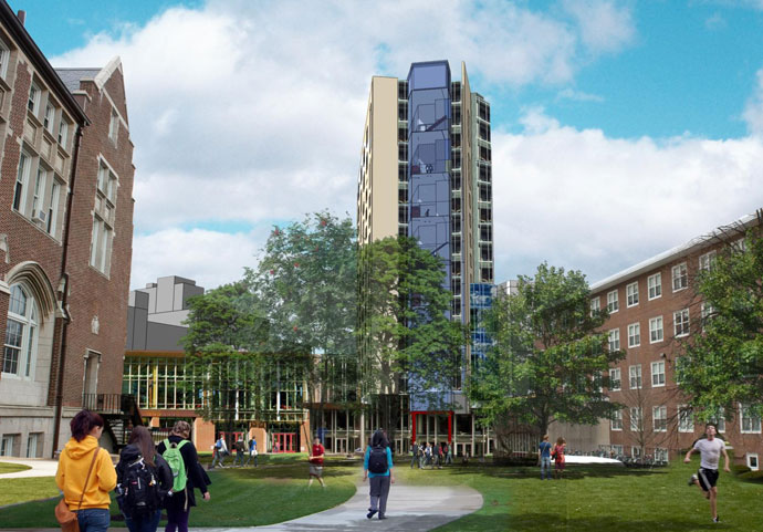 Institutional Master Plan | Emmanuel College Boston