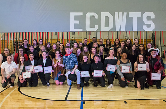 Emmanuel's Sixth Annual Dancing with the EC Stars