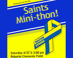 Saints to Run Laps for Boston Marathon Victims