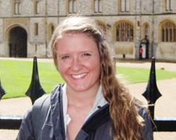 Shea '14 Reflects on London Olympics, Fulbright Program