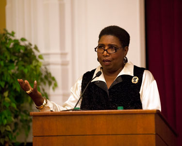 Crossley Speaks On Media Saturation Hashtag Activism At