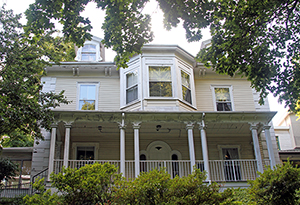 Henderson Foundation Grant Propels Restoration Work on Historic Garrison House