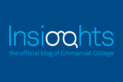 "Introducing ""Insights,"" the Official Blog of Emmanuel College"
