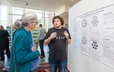 Students Present Pioneering Summer Research Projects