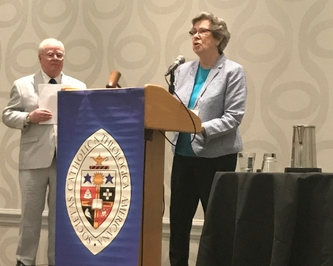 Dr. Mary Hines Elected President of the Catholic Theological Society of America