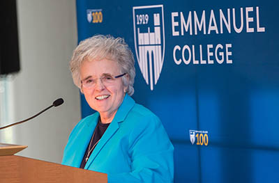 """A Bold Move by Any Measure"": Emmanuel Dedicates New Residence Hall"