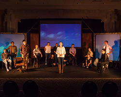 """Laramie Project"" Actors Awarded First Merit Citation for Ensemble Acting; Invited to Perform Excerpt at Kennedy Center Festival"