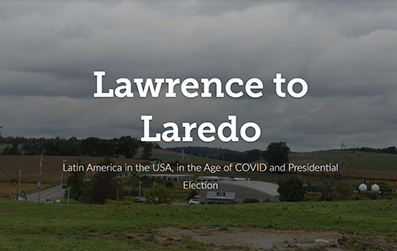 From Lawrence to Laredo: An Academic Sojourn