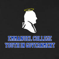 Emmanuel College Youth in Government (YIG) chapter